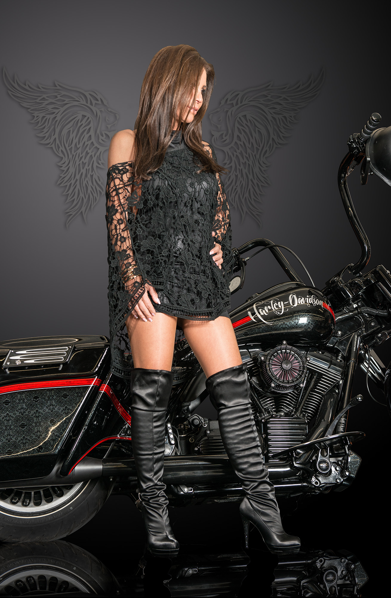 7 Sins Couture rock and hot